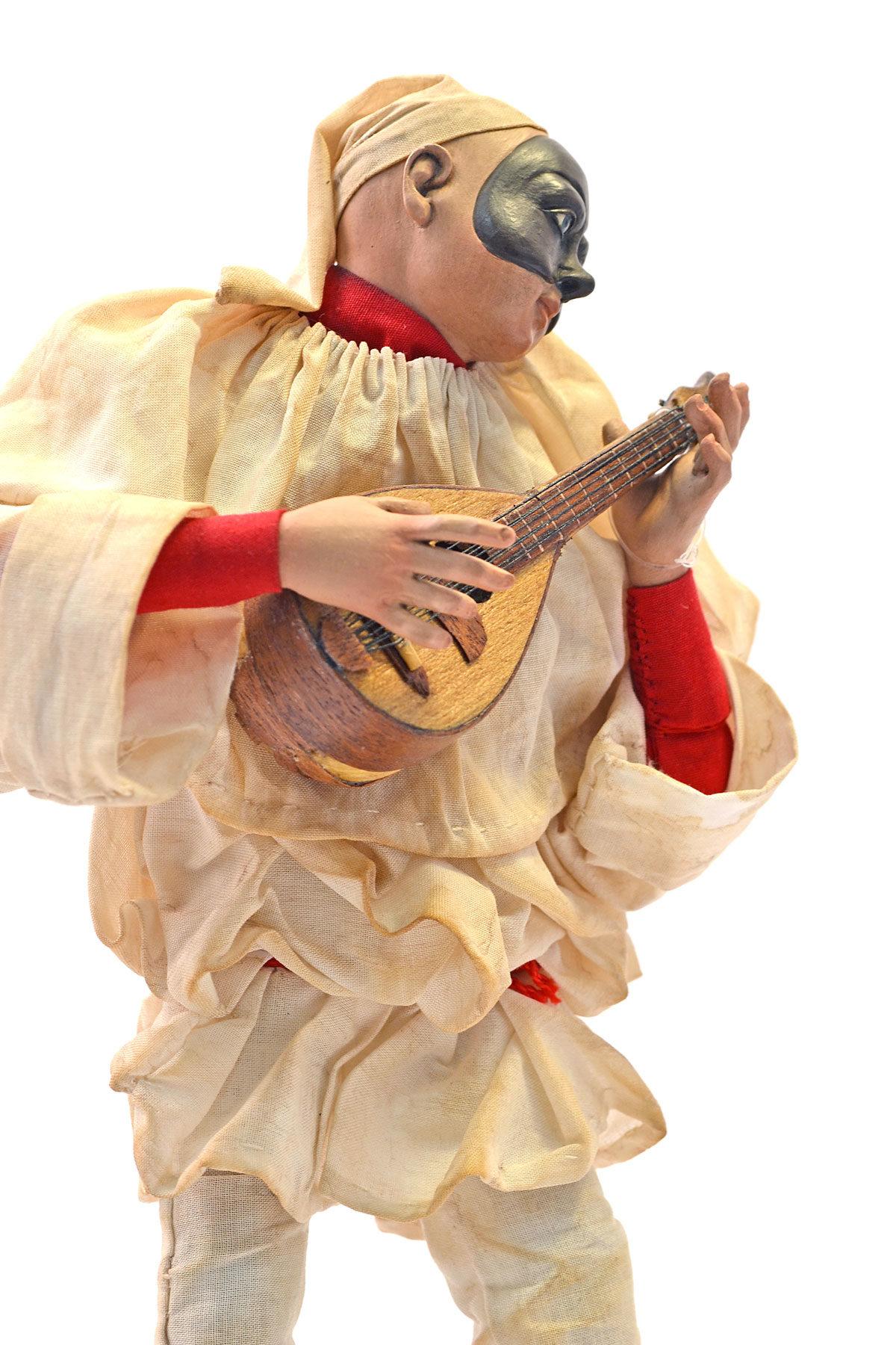 Pulcinella-pastore-bambino-con-mandolino_2-web
