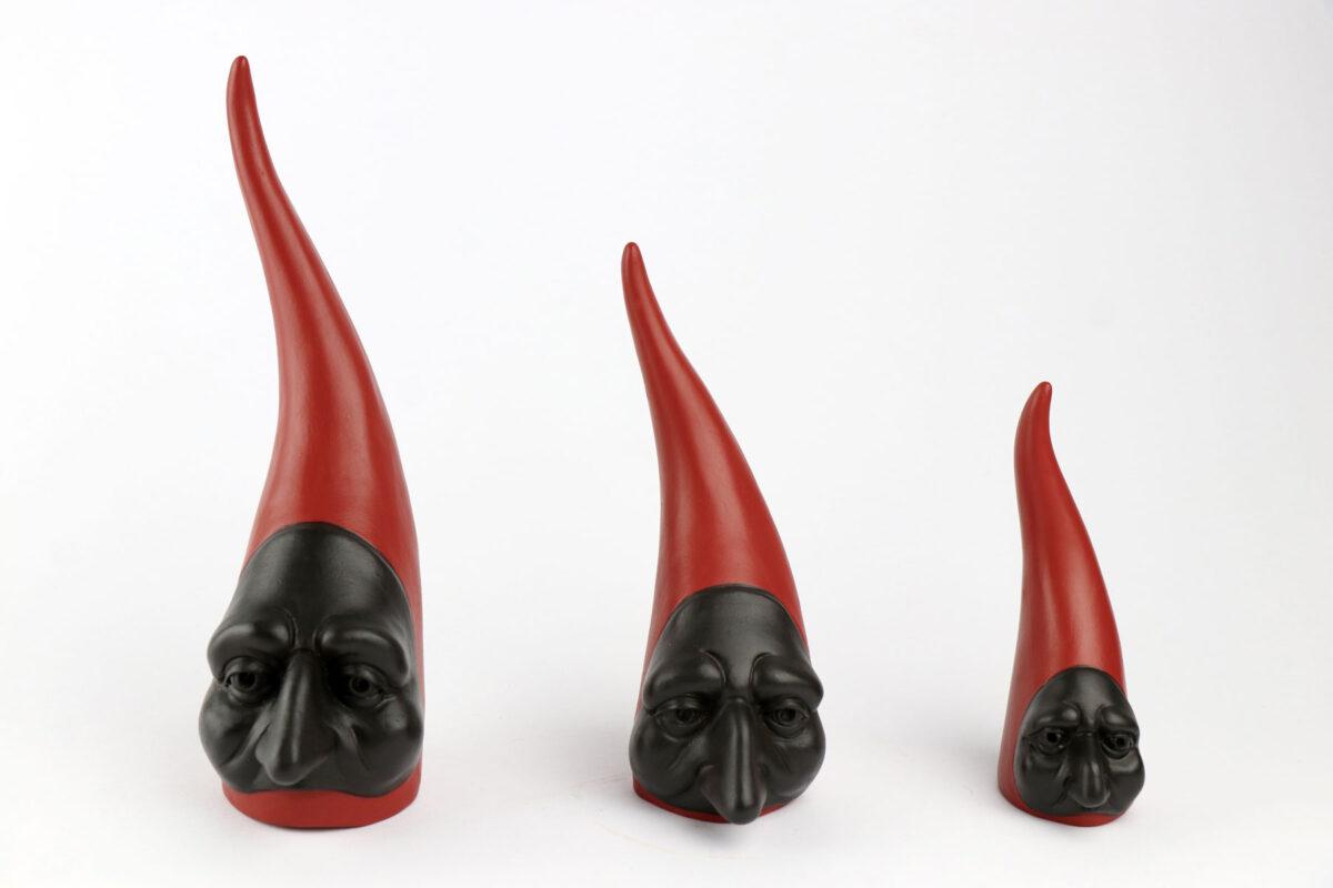 corno-maschera